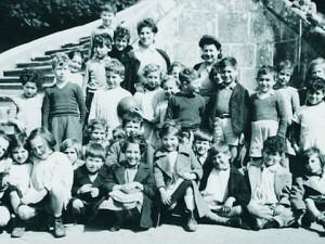 enfants-crédits Mémorial de la Shoah-OSE