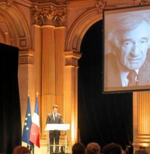 Manuel Valls hommage Elie