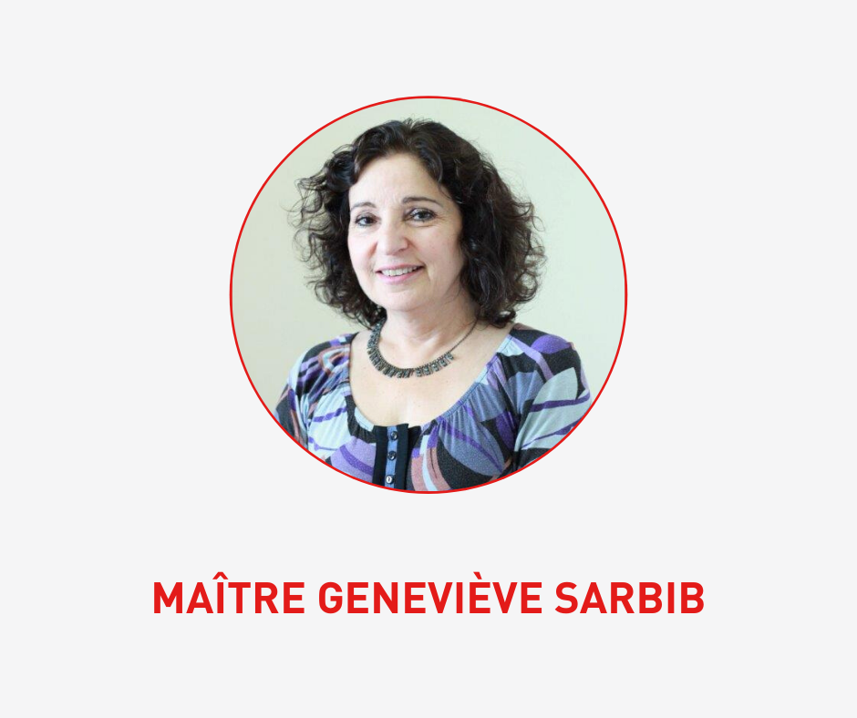Mémoire Geneviève Sarbib